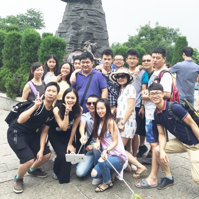 CBFI Three days Trip To Zhangjiajie , Hunan Province , China in 2015
