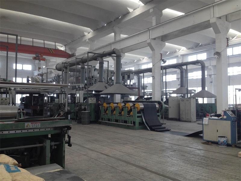 PVC Flooring & Vinyl Tile Base Material Making Workshop
