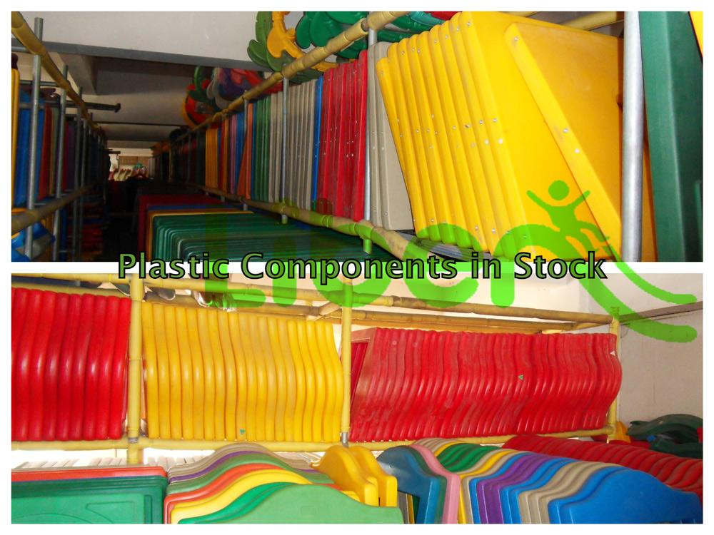 Plastic Components Warehouse