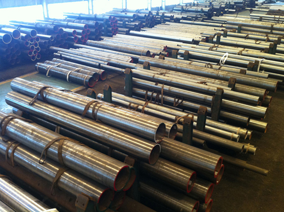 Big Quantity Prime Quality Alloy Seamless Pipe from Stock for Sell at Very Low Price