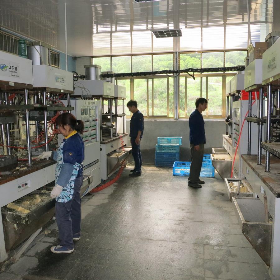 1. Our Core equipment -- PLC Wax Pattern Machine