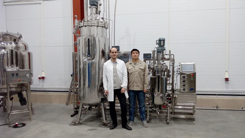 10L100L30L50L300L500L stainless steel fermenter in Russia