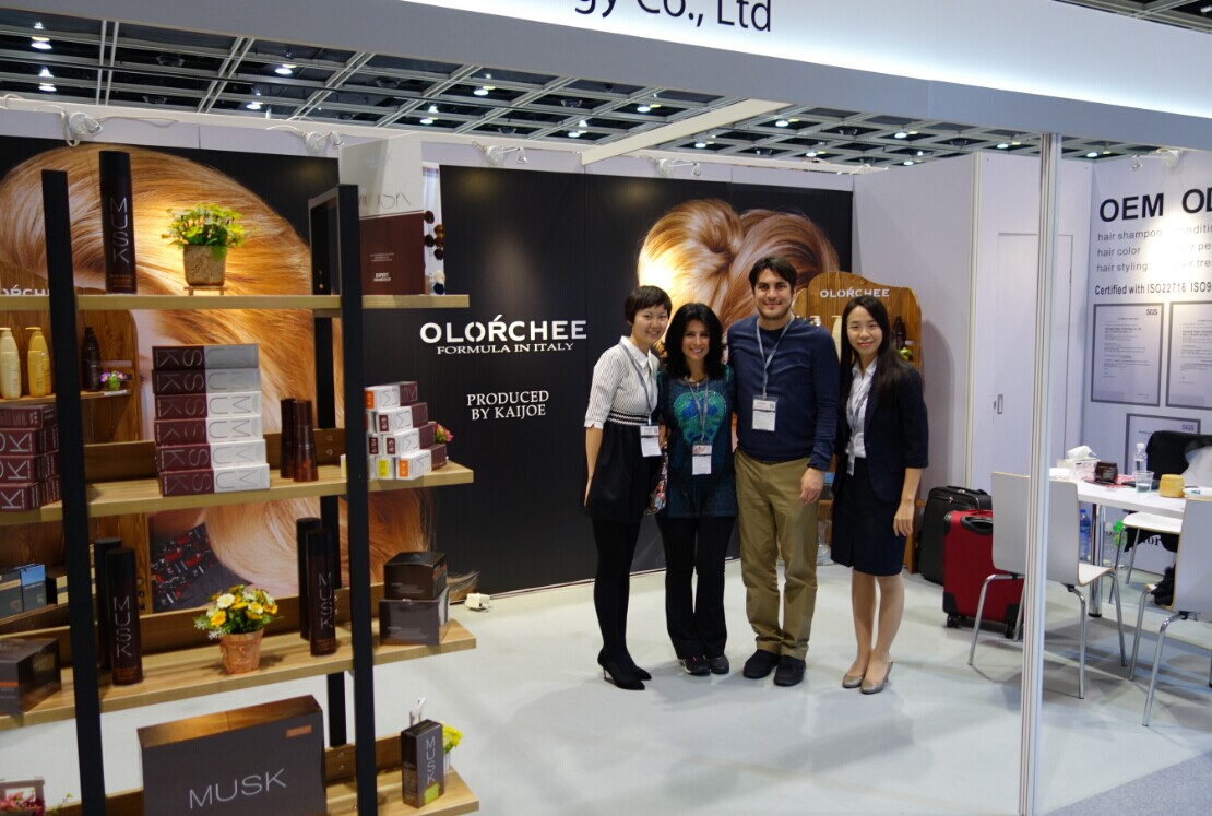 South America Customer Visit Kaijoe