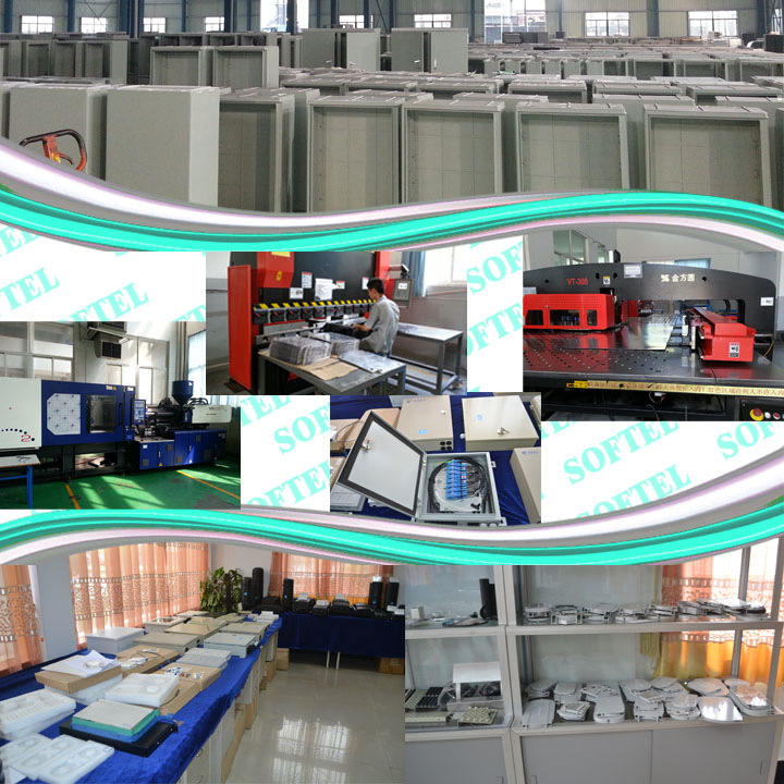 Terminal Box, Fiber Optic Splice Enclosure and Distribution Box