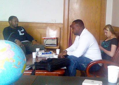 Tanzania customers