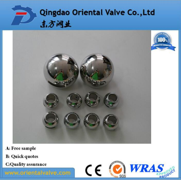 Hot Sale valve part bearing stainless steel ball, stainless steel balls for ball valve