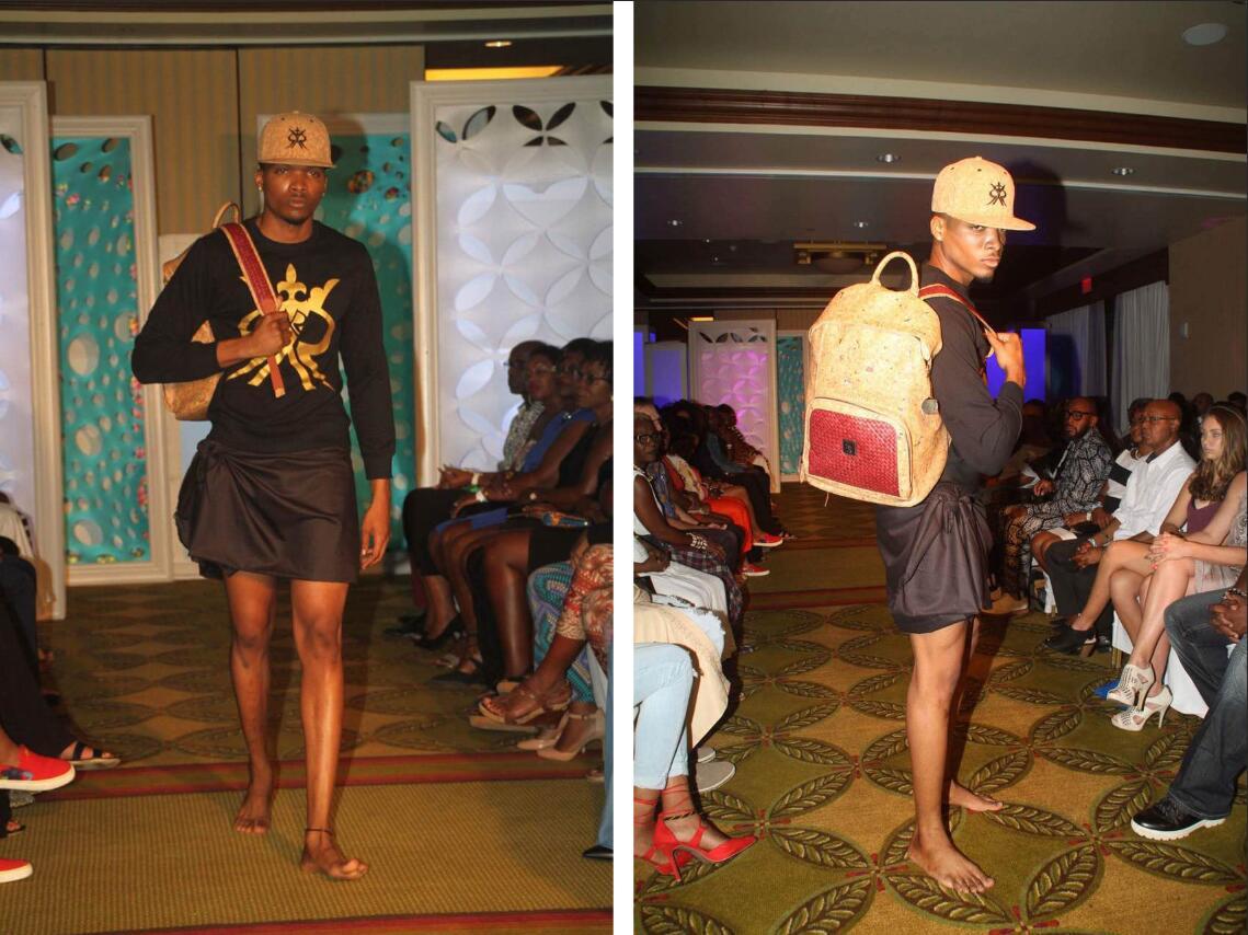 Client's fashion show