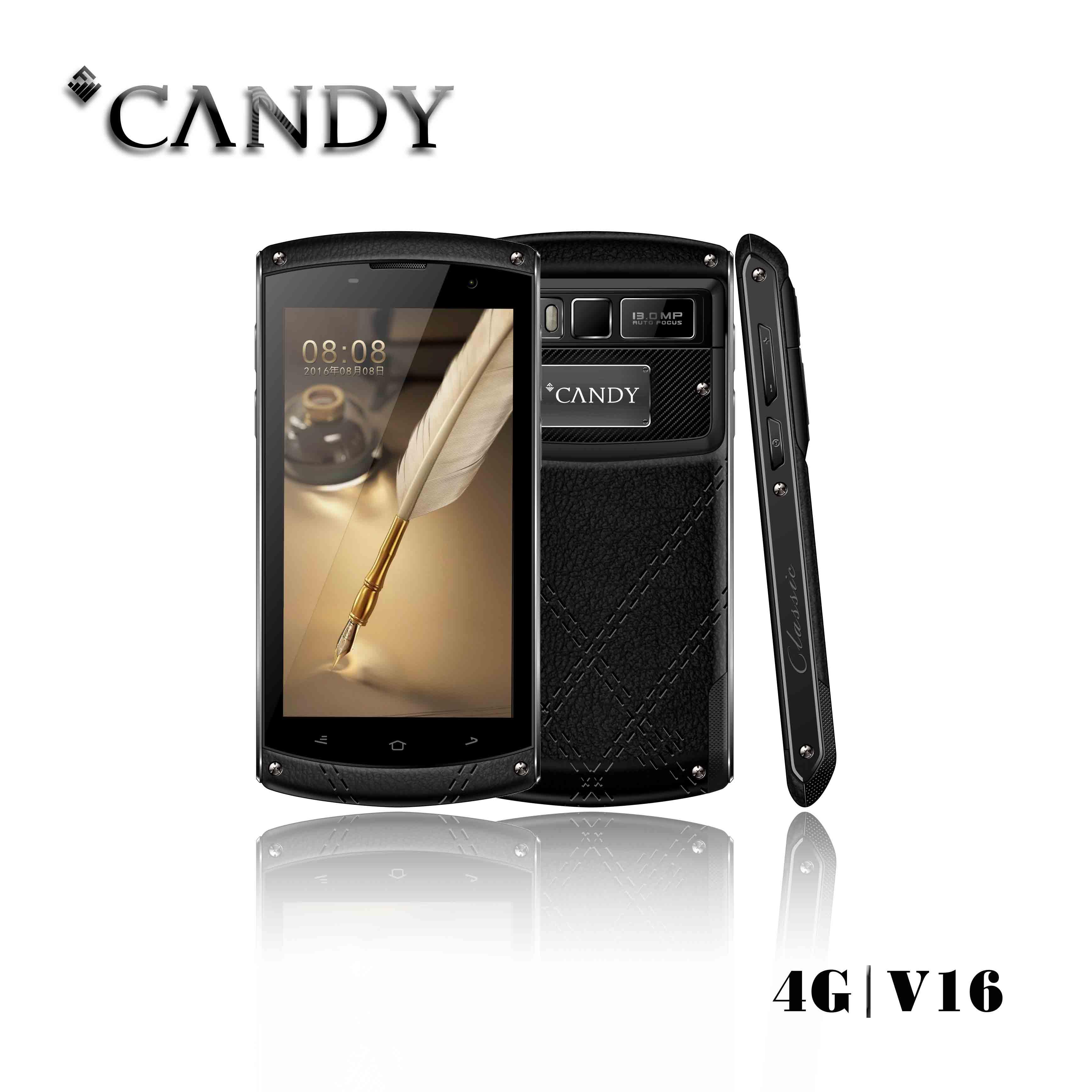 IP68 water/dust/shock resistant 5.0HD 4G Phone