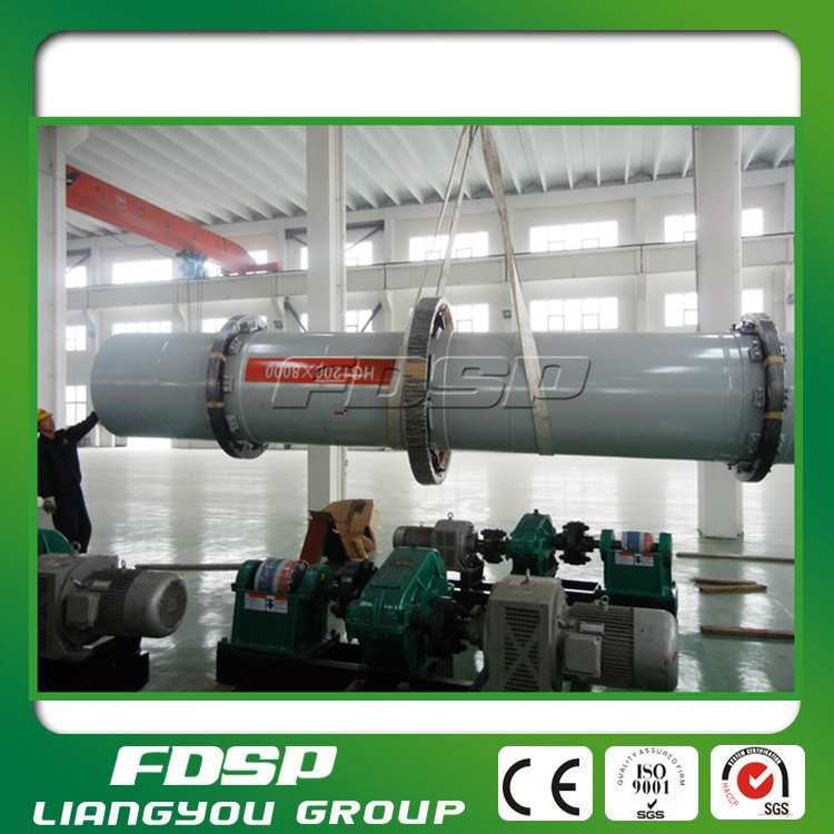 Wood Sawdust Dryer Machinery