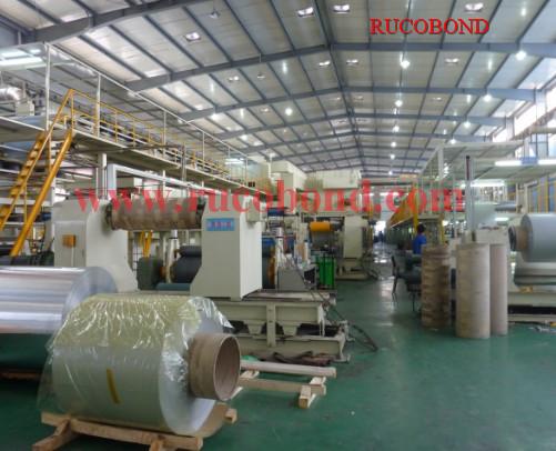 aluminum sheet ACM Aluminium Composite Panel
