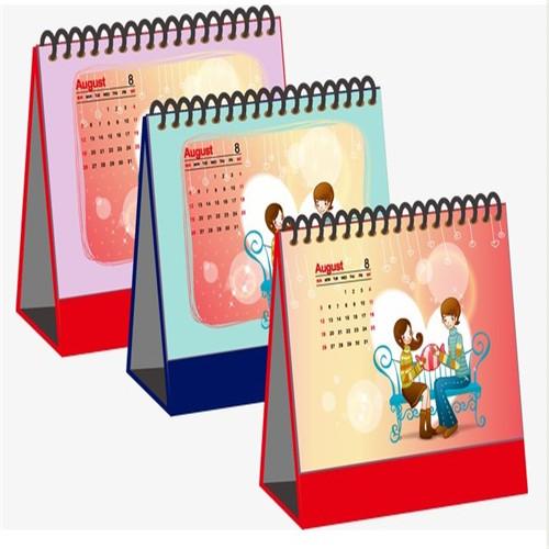 Calendars ---- Stone Paper (RPD180-200um) No wood pulp & No poisonous & Tear resistant