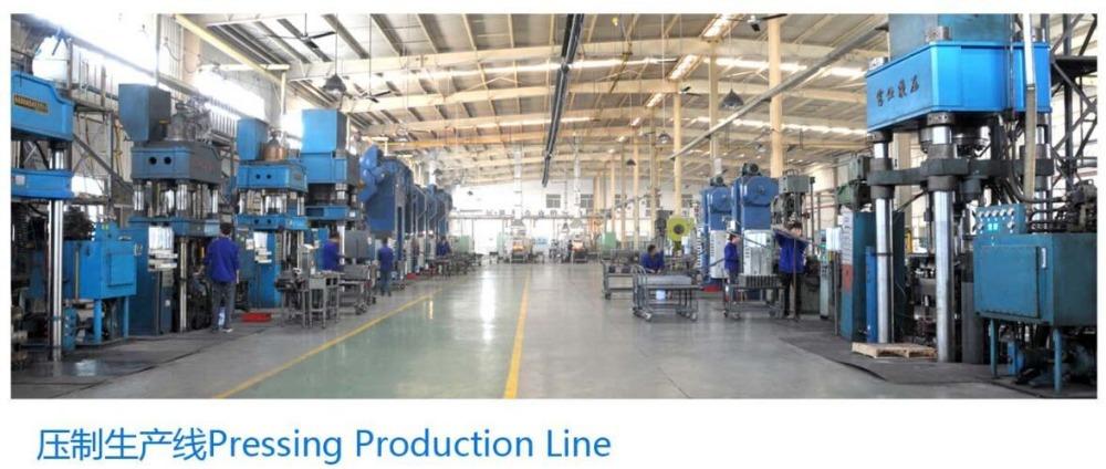 Pressing Produce Line