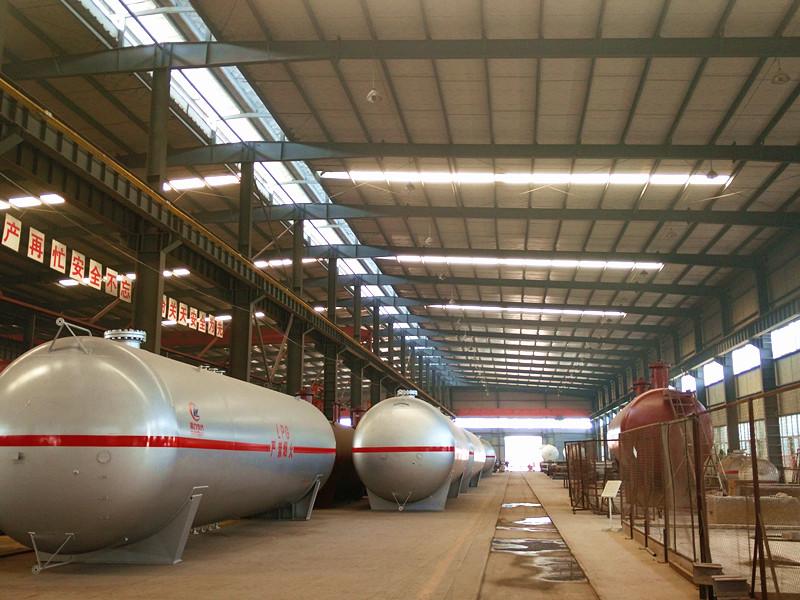 LPG Tank Workshop