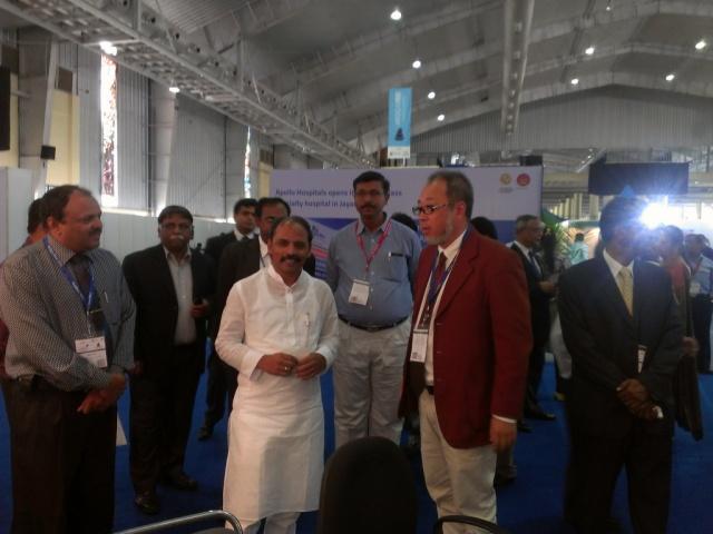 Healthex 2013 India.