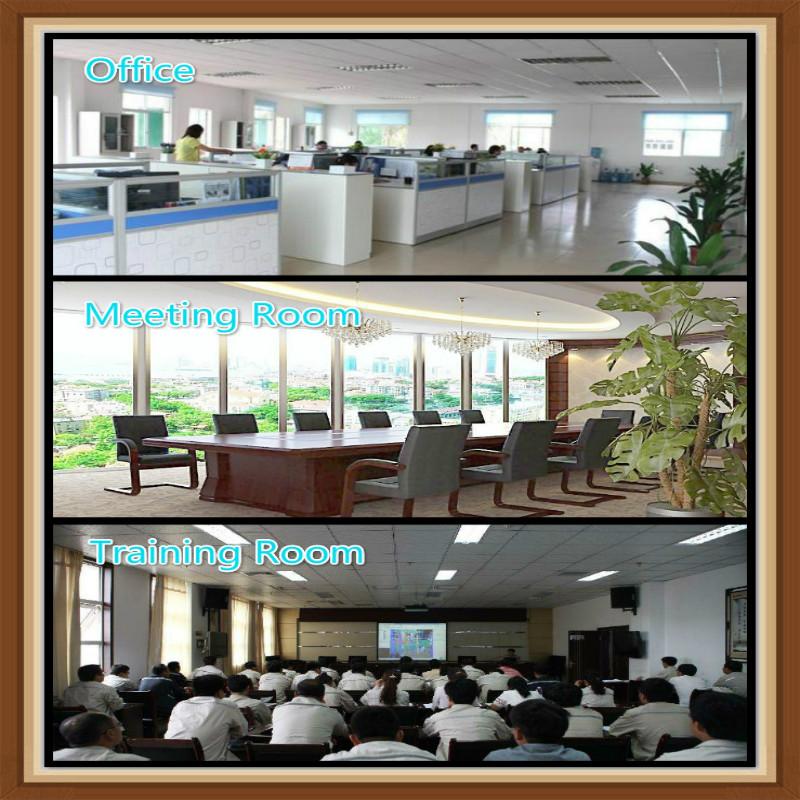 Qingdao Galilee Office Room View