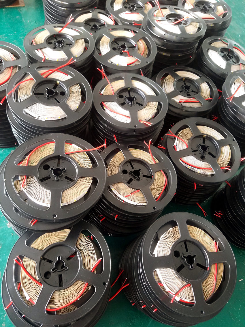 Finished products of LED strip