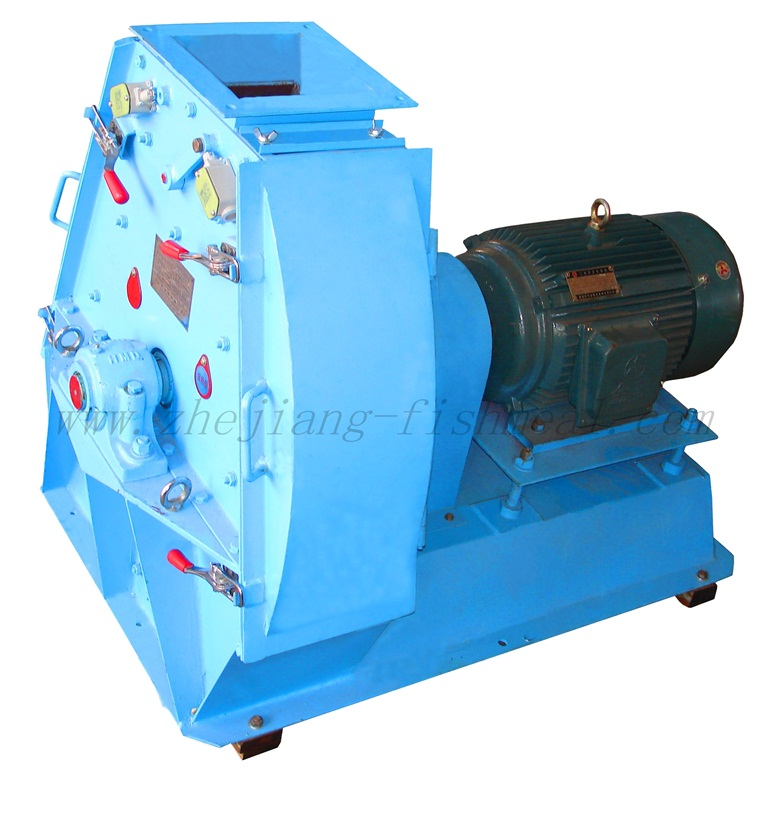 grinder for fishmeal production line