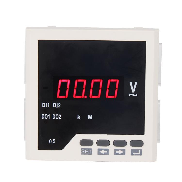 Panel Mounted Power Meter