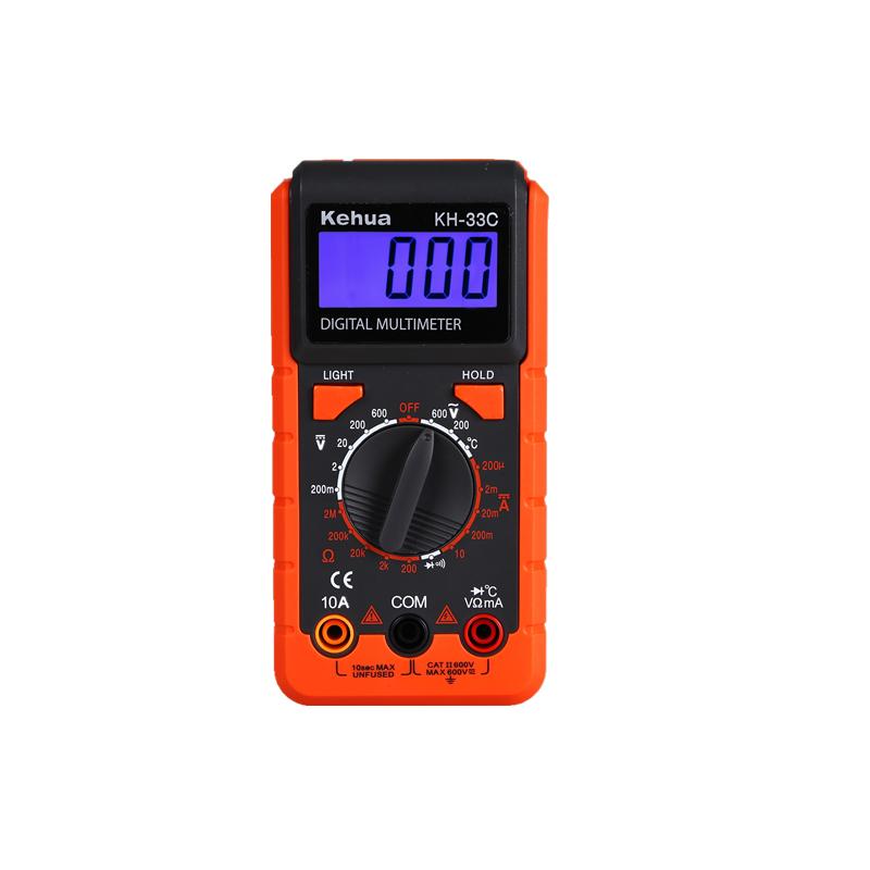 KH33C Digital Multimeter