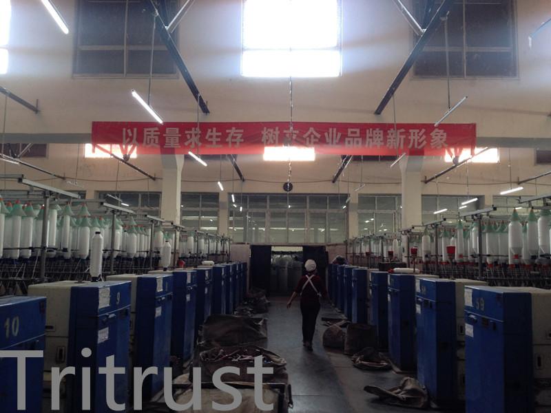 Tritrust Factory Picture