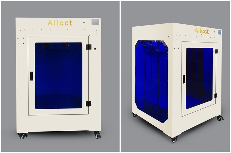 The global release Allcct creator industrial 3d printer