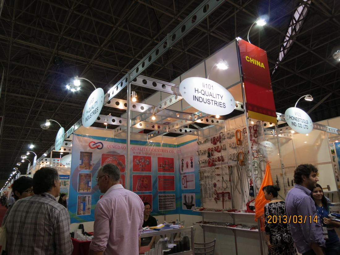 Exhibition FEICON BATIMAT 2013