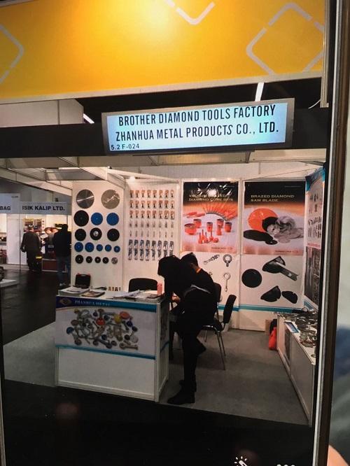 2017 Cologne Fair:Booth No.5.2F-024