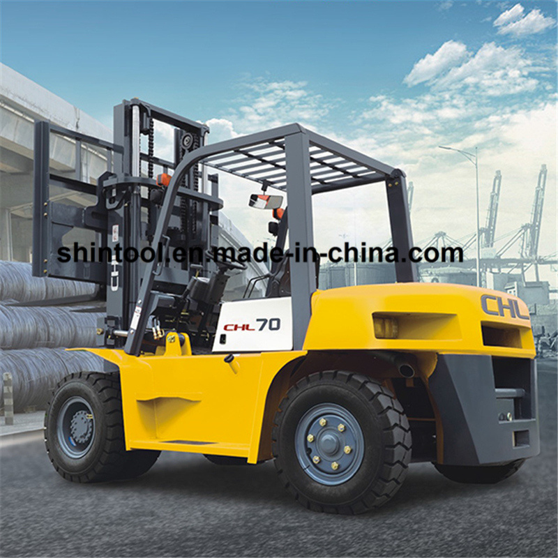 Diesel Forklift 7 Ton with Tough Reliable Quality