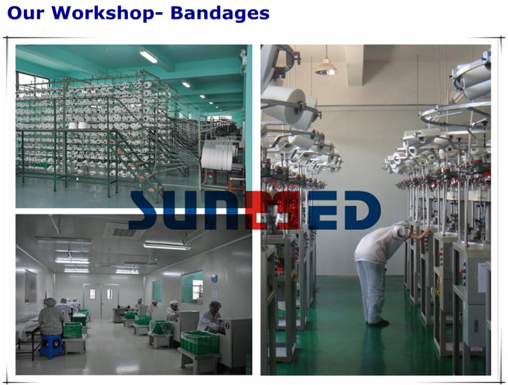our workshop-bandage