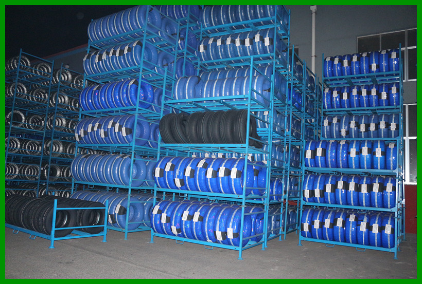 our Passenger car tire warehouse