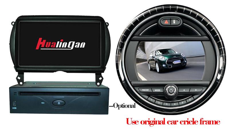 BMW Mini DVD Navigation Parrot Bluetooth
