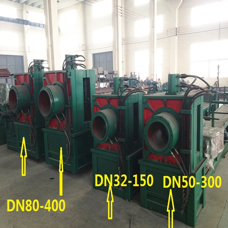 Flexible Metal Hose Forming Machine