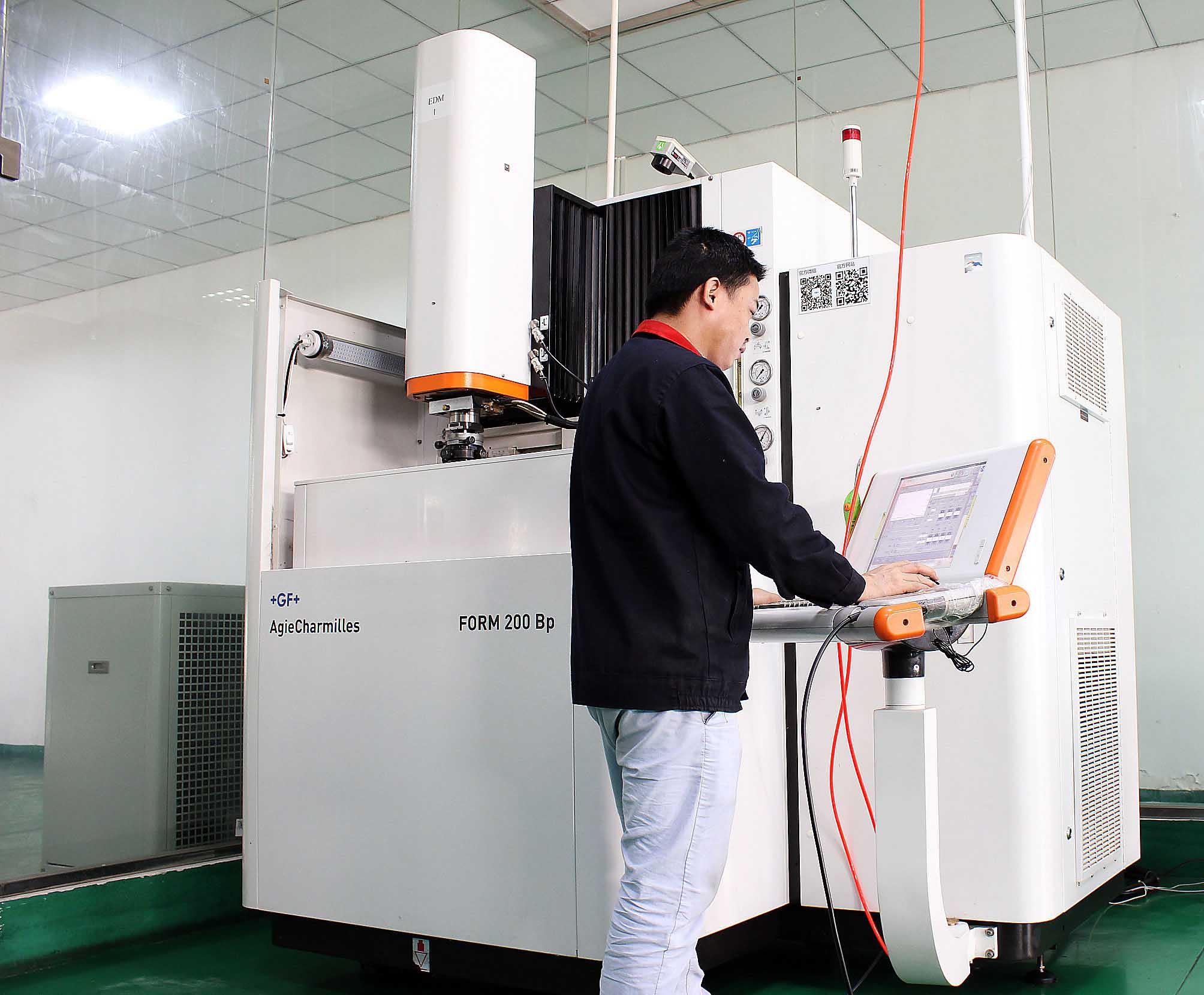+GF+ machine equipment