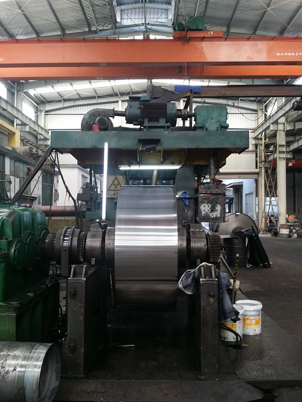 rolling mill machine