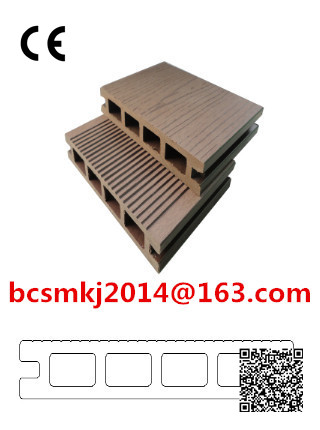 high density WPC composite decking