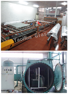 Laminated Glass Production Line
