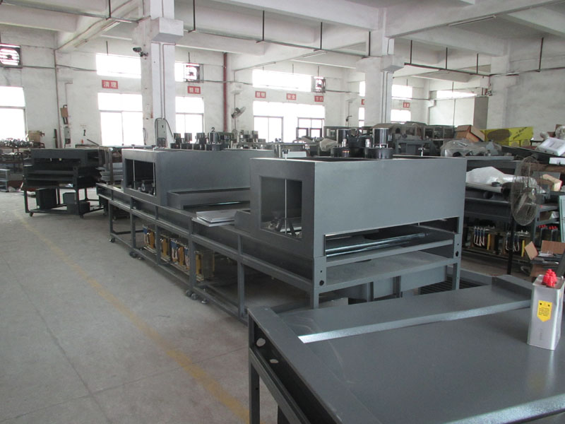 TM-UV750 UV Drying Machine Factory