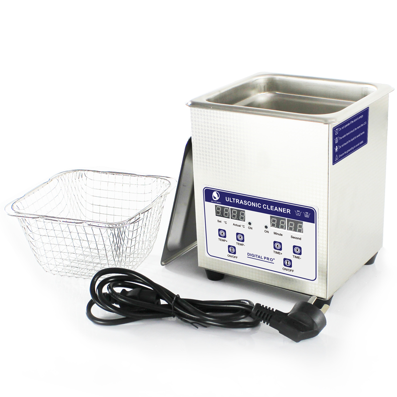 Ultrasonic cleaner 2L SUS304 stainless steel body