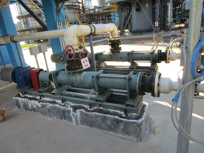 RSP P.C Pump for Chemical Plant