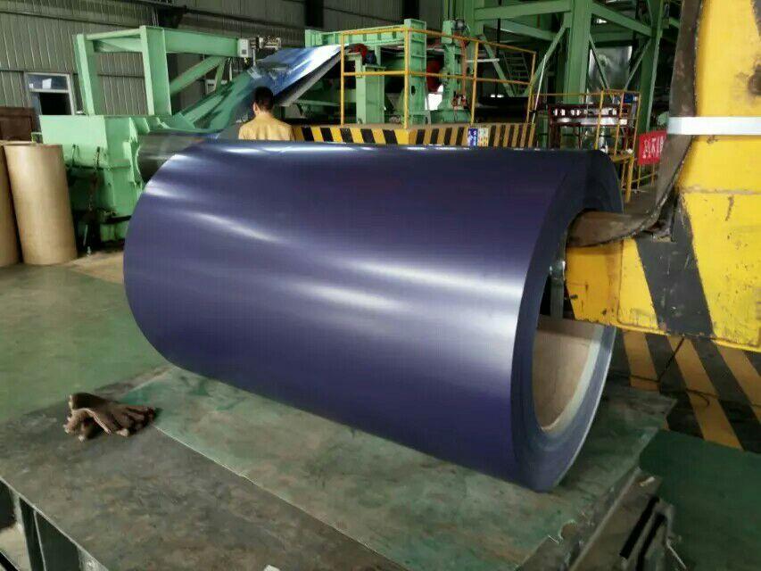Color Coated Galvanized Steel Coil(PPGI)