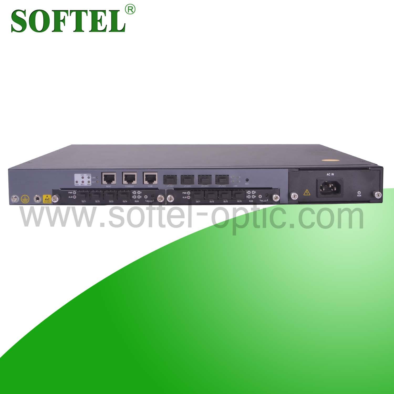 FTTx EPON GEPON 8 PON Port,1 CSM Board Optical Line Terminal)/EPON GEPON Equipment Fiber Optic FTTH