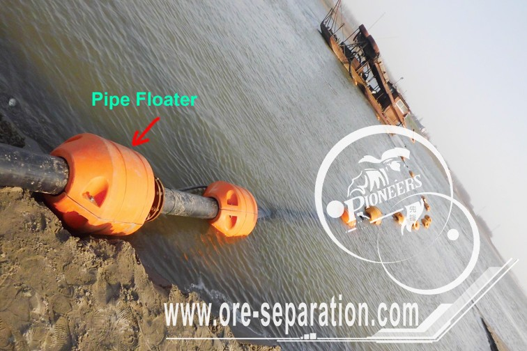 Pipe Floater