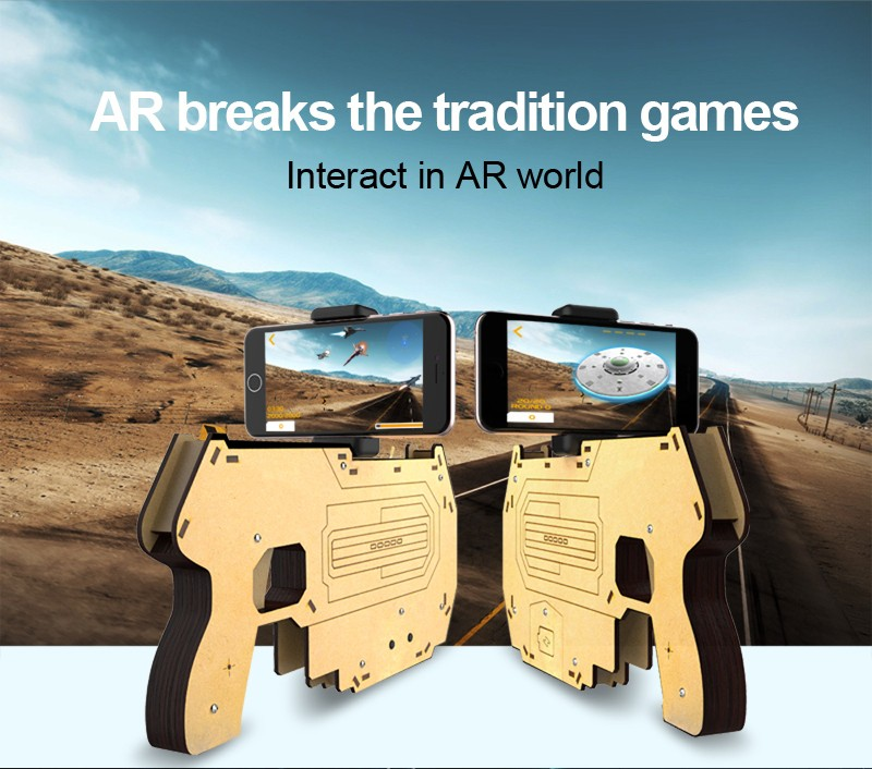 New Coming Gaming Controller AR-GUN