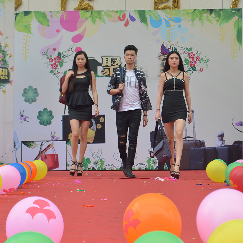 chubont fashion show 2016