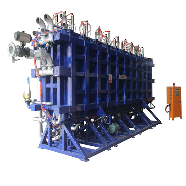 New product EPS block machine designing and producing
