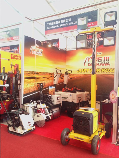 We have attended the No.115th Canton Fair