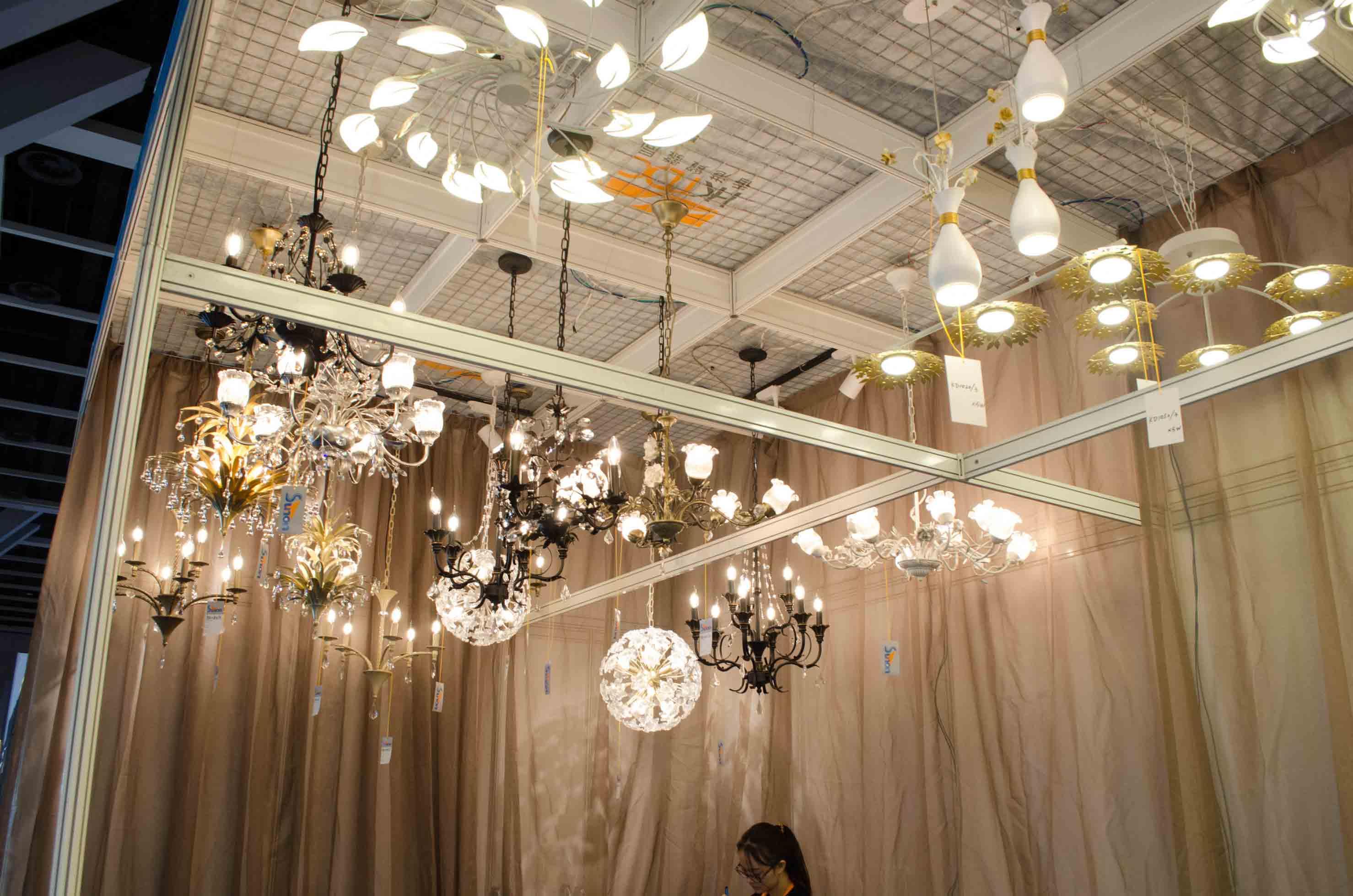 2016 HKTDC Hong Kong International Lighting Fair