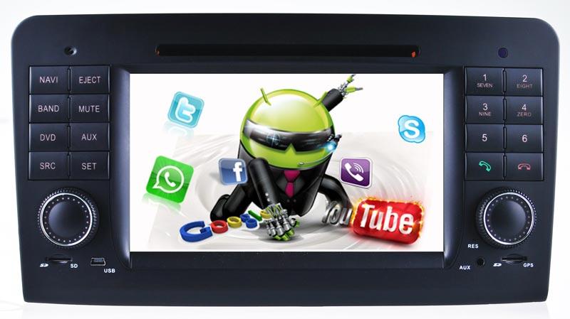 Hualingan latest Android Car DVD navigation available soon