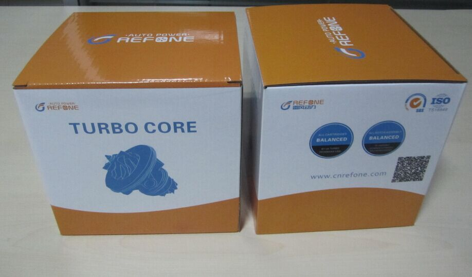 Turbo core/cartridge color packing box