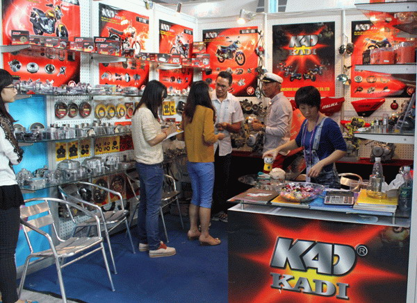 KADI in Canton Fair